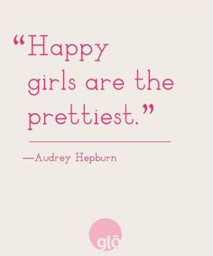 So true.  Nothing is more beautiful than a genuine smile.