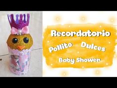 🐣 Recordatorio Para Baby Shower Con Temática De Pollito - Creaciones El Ave Fénix 🌺 - YouTube Crochet Hats, Youtube, Phoenix Bird, The Creation, Chicken, Birds, Knitting Hats, Youtubers, Youtube Movies