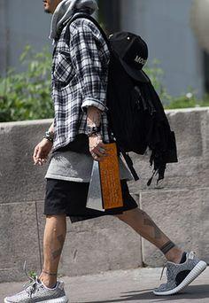 Shorts Street Style - TOPMAN