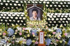 Actor Kim Sung Min Mourned At His Wake | Soompi