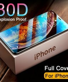 Curved Full Cover Tempered Glass on For iphone 11 PRO MAX Screen Protector Protective Glass For iphone 11 X XR XS MAX Glass. Flip Phone Case, Flip Phones, Glass Protector, Tempered Glass Screen Protector, Armor Ring, Apple Coloring, Used Mobile Phones, Ali Express, Glass Film
