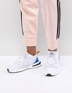 finest selection 269f2 252f2 adidas Originals - Arkyn Sneakers In White - 66.00 White Sneakers, Womens  Sneakers, Adidas