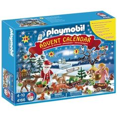 Playmobil 4166 Advent Calendar Forest Winter Wonderland by Playmobil, http://www.amazon.co.uk/dp/B004P5O8IQ/ref=cm_sw_r_pi_dp_O93Fsb04ZRSDR