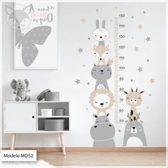 Baby Bedroom, Baby Boy Rooms, Nursery Room, Baby Room Design, Kids Bedroom Designs, Nursery Design, Kids Wall Decals, Nursery Wall Decals, Baby Decor