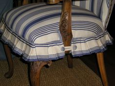 Betsy Speert's Blog: Upholstery project