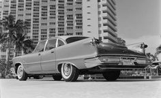 As the fin craze faded, Imperial (1955-1975) added freestanding headlamps and returned to freestanding taillamps... - Car and Driver