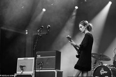 Rocker Chic, Cool Bands, Wolf, Alice, Youth, Actresses, Female, Concert, Girls