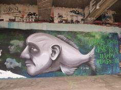 Kunst am Donaukanal