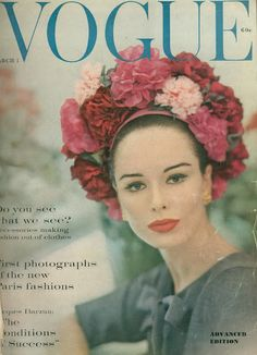 early sixties vogue us cover
