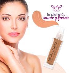 Uno de los mejores maquillajes líquidos del mundo  El secreto de tener una piel saludable y lucir más joven, por más tiempo. Descubre nuestros cosméticos con baba de caracol.  Siempre natural y perfecta.