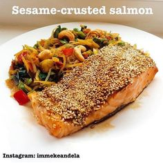 Prepped by @immekeandela - Sesame crusted Salmon. - Remember to share your fitness images with us by tagging us or using #mealprepdaily #fitbodydaily #fitcouplesdaily #fittransformationsdaily! - Also check out our favorite accounts: - @mealprepdaily @fitbodydaily @fitcouplesdaily @fittransformationsdaily - #transform #transformation #transformations #mealprep #photooftheday #picoftheday #fitness #healthy #aesthetic #success #consistent #determination #goals #shoutout #cardio #fit #life…