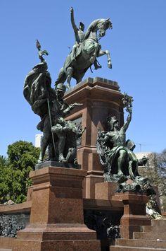 Monumento del Libertador José de San Martín - Buenos Aires