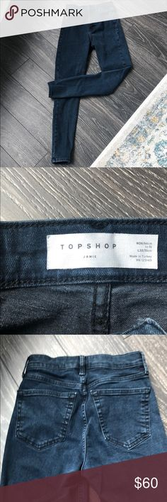 Topshop Jamie skinny Never worn - Topshop Jeans Skinny Topshop Jeans, Skinny Jeans, Best Deals, Womens Fashion, Pants, Closet, Things To Sell, Style, Trouser Pants