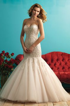 Pretty Sweetheart Dropped Train Tulle Ivory Sleeveless Wedding Dress with Appliques LWXT150C3