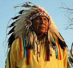 Chief Avrol Lookinghorse