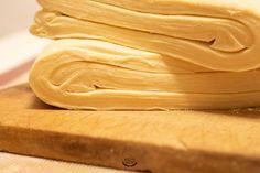 faire de la pâte feuilletée sans temps de repos Quiche Lorraine, Christophe Felder, Chiffon Cake, Beignets, Flan, Macarons, Peanut Butter, Minute, Kylie