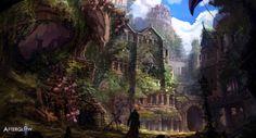 The Cradle of Saronax by TheEchoDragon.deviantart.com on @deviantART