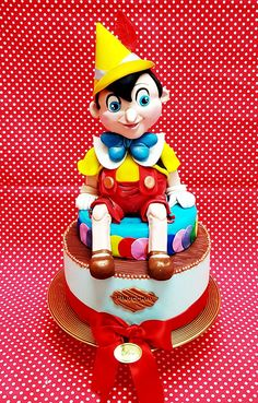 Torta Pinocchio pasticceriadece via calefati  93 Bari