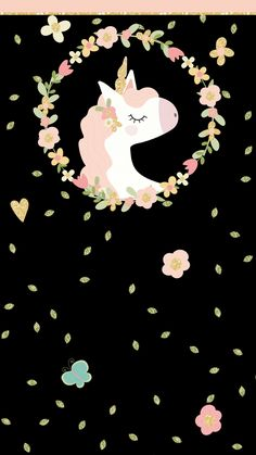 No vas a dejar de ver ni un segundo este hermoso fondo de pantalla de Unicornio Unicornios Wallpaper, Lock Screen Wallpaper Iphone, Trendy Wallpaper, Cellphone Wallpaper, Cute Wallpapers, Wallpaper Backgrounds, Wall Paper Phone, Unicorn Art, Unicorn Quotes