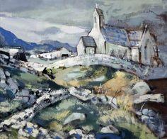 George Campbell- 1917 - 1979 Irish painter