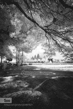 Angkor Wat Temple in Infrared! (ខតតសមរប) daleholmanmaine.com