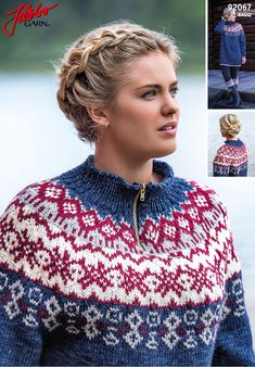 a278889af 522 Best Fair Isle Knitting images in 2019