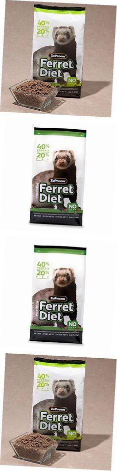 Food 100417: Premium Ferret Pet Food, 8-Pound -> BUY IT NOW ONLY: $45.69 on eBay!