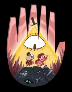 """kritterart: """"My piece for the """"Farewell to the Falls"""" Gravity Falls galler. kritterart: """"My piece for the """"Farewell to the Falls"""" Gravity Falls gallery at Gallery Nucleus tomorrow (Saturday, Aug Gravity Falls Dipper, Gravity Falls Fan Art, Gravity Falls Bill, Monster Falls, Gavity Falls, Dipper And Mabel, Mabel Pines, Dipper Pines, Desenhos Gravity Falls"""