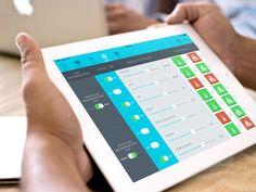 flat-ui-app-designs