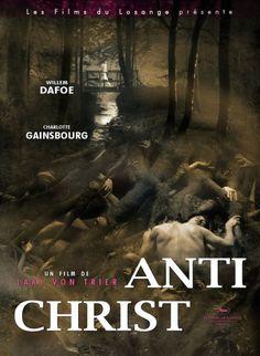Anticristo (2009). Mi favorita de  Lars von Trier.