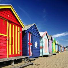 A Splash of Color - Melbourne, Australia #ExpediaWanderlust