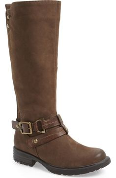 Earth® 'Sierra' Tall Boot (Women) available at #Nordstrom