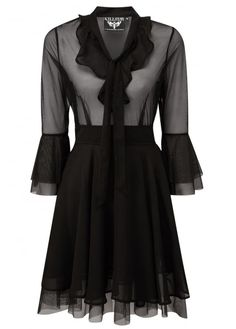 Killstar Decay Nu-Mourning Dress