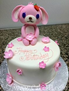 12 Best Girly Birthday Cakes Images On Pinterest