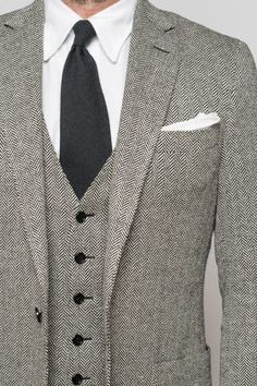 Men's Clothing Silk Grey Herringbone Patch Pocket Elbow Patch Italy Goods Of Every Description Are Available Initiative 44 R Corneliani Cashmere
