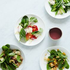 The Vinaigrette is a French cuisine must. Super easy, bright flavors, passed from generation to generation and so good! Cranberry Vinaigrette, French Vinaigrette, Red Wine Vinaigrette, Spinach Salad Recipes, Green Salad Recipes, Salad Dressing Recipes, Salad Dressings, Cooking With Red Wine, Gourmet