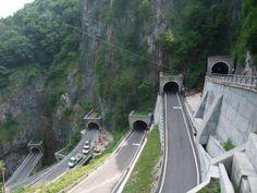 Amazing san boldo pass, Italy