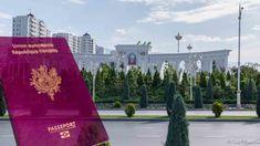 obtenir son #visa transit turkmène