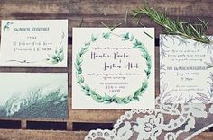 From invitations and menus, to place cards and programs, we got a plethora of breathtaking wedding stationery. Wedding Paper, Diy Wedding, Rustic Wedding, Wedding Ideas, Wedding Blog, Wedding Stuff, Budget Wedding Invitations, Wedding Stationary, Invites