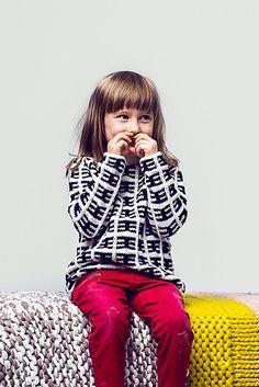 Kostenlose Anleitung: Kinderpullover - Initiative Handarbeit