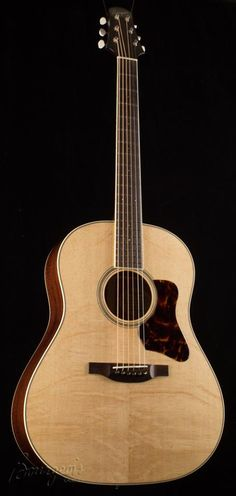 Bourgeois Acoustic Guitar