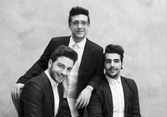 Il Volo does not need defense, because their behaviour during all this years is the best Statement. | All About Il Volo