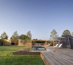 Mothersill by Bates Masi + Architects. Landscape Architect: dL Studio Inc.