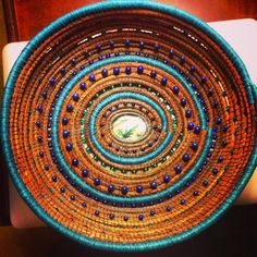 Gloucester Woman Baskets: Mystic Journey Pine Needle Basket