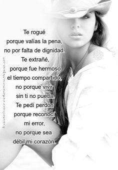 Amor Quotes, True Quotes, Best Quotes, Qoutes, Spanish Inspirational Quotes, Spanish Quotes, Love Phrases, Love Words, Simpsons Frases