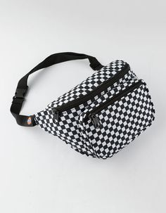 Dickies Checkered Fanny Pack The Effective Pictures We Offer You About clear fannypack outfits A qua Womens Fashion Online, Latest Fashion For Women, Fany Pack, Middle School Fashion, Waist Purse, Cute Bags, Medium Bags, Mini Bag, Purses And Handbags