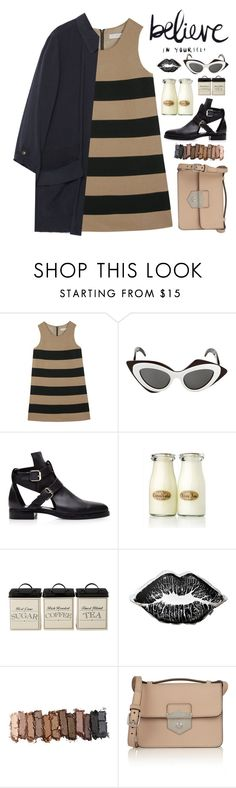 """23.01.16"" by malenafashion27 ❤ liked on Polyvore featuring STELLA McCARTNEY, Linda Farrow, Pierre Hardy, Urban Decay, Alexander McQueen, Zara, women's clothing, women, female and woman"
