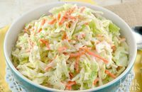 KFC-Coleslaw-Recipe -made this for dinner tonight. It was better than KFC perhaps because it was fresher and a smaller batch ( for Potluck Recipes, Ww Recipes, Copycat Recipes, Salad Recipes, Cooking Recipes, Cooking Ideas, Delicious Recipes, Simply Recipes, Skinny Recipes