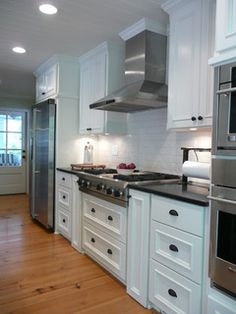Nice White Kitchen Wall Oven Stainless Steel Stove More White Kitchen