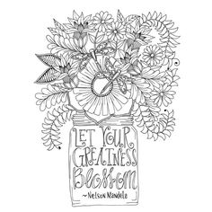 Back home means back to the drawing board. Literally. (Yay!) This is my favorite cover design for a new client.  #drawing #draw #sketch #sketching #design #doodle #ink #illustration #inkillustration #blackandwhite #pen #coloringbook #adultcoloringbook #artwork #creative #artist #workingartist #judyclementwall #jclementwall #flowers
